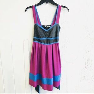 Mini Dress Kimchi Blue Urban Outfitters.